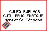 GULFO BUELVAS GUILLERMO ENRIQUE Montería Córdoba