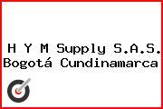 H Y M Supply S.A.S. Bogotá Cundinamarca