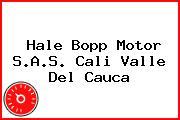 Hale Bopp Motor S.A.S. Cali Valle Del Cauca