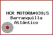 HCR MOTOR'S Barranquilla Atlántico