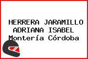 HERRERA JARAMILLO ADRIANA ISABEL Montería Córdoba