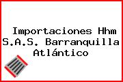 Importaciones Hhm S.A.S. Barranquilla Atlántico