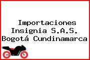 Importaciones Insignia S.A.S. Bogotá Cundinamarca