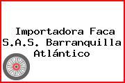Importadora Faca S.A.S. Barranquilla Atlántico