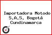 Importadora Motodo S.A.S. Bogotá Cundinamarca