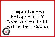 Importadora Motopartes Y Accesorios Cali Valle Del Cauca