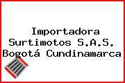 Importadora Surtimotos S.A.S. Bogotá Cundinamarca