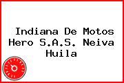 Indiana De Motos Hero S.A.S. Neiva Huila