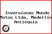 Inversiones Mundo Motos Ltda. Medellín Antioquia