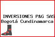 INVERSIONES P&G SAS Bogotá Cundinamarca