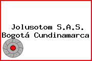 Jolusotom S.A.S. Bogotá Cundinamarca