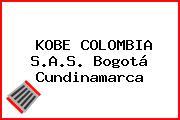 KOBE COLOMBIA S.A.S. Bogotá Cundinamarca