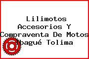 Lilimotos Accesorios Y Compraventa De Motos Ibagué Tolima