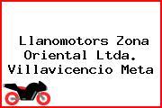 Llanomotors Zona Oriental Ltda. Villavicencio Meta