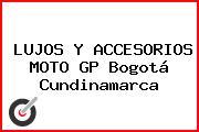 LUJOS Y ACCESORIOS MOTO GP Bogotá Cundinamarca