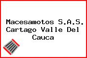 Macesamotos S.A.S. Cartago Valle Del Cauca