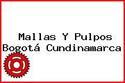 Mallas Y Pulpos Bogotá Cundinamarca