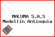 MALUMA S.A.S Medellín Antioquia