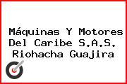 Máquinas Y Motores Del Caribe S.A.S. Riohacha Guajira