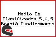 Medio De Clasificados S.A.S Bogotá Cundinamarca