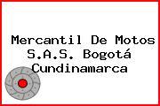 Mercantil De Motos S.A.S. Bogotá Cundinamarca