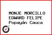 MONJE MORCILLO EDWARD FELIPE Popayán Cauca