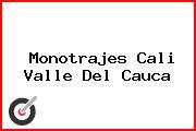 Monotrajes Cali Valle Del Cauca