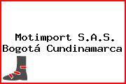 Motimport S.A.S. Bogotá Cundinamarca