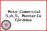 Moto Comercial S.A.S. Montería Córdoba