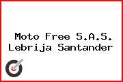 Moto Free S.A.S. Lebrija Santander