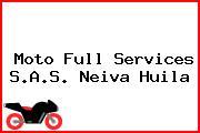 Moto Full Services S.A.S. Neiva Huila