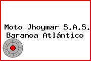 Moto Jhoymar S.A.S. Baranoa Atlántico