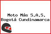 Moto Más S.A.S. Bogotá Cundinamarca