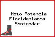 Moto Potencia Floridablanca Santander