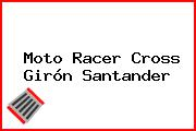 Moto Racer Cross Girón Santander