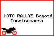 MOTO RALLYS Bogotá Cundinamarca