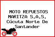MOTO REPUESTOS MARITZA S.A.S. Cúcuta Norte De Santander