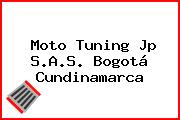 Moto Tuning Jp S.A.S. Bogotá Cundinamarca