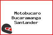 Motobucaro Bucaramanga Santander