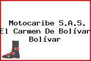 Motocaribe S.A.S. El Carmen De Bolívar Bolívar