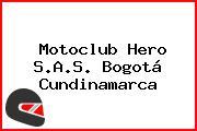 Motoclub Hero S.A.S. Bogotá Cundinamarca