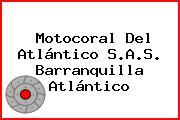 Motocoral Del Atlántico S.A.S. Barranquilla Atlántico