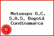 Motoexpo O.C. S.A.S. Bogotá Cundinamarca