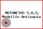 MOTONETAS S.A.S. Medellín Antioquia