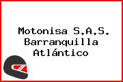Motonisa S.A.S. Barranquilla Atlántico