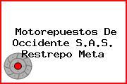 Motorepuestos De Occidente S.A.S. Restrepo Meta