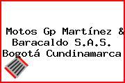 Motos Gp Martínez & Baracaldo S.A.S. Bogotá Cundinamarca