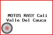 MOTOS RASY Cali Valle Del Cauca