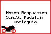 Motos Respuestos S.A.S. Medellín Antioquia