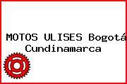 MOTOS ULISES Bogotá Cundinamarca